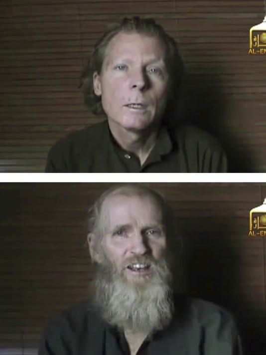 Afghanistan Taliban Captives