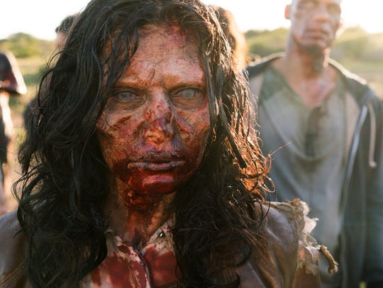 The dead roam the Earth when AMC's 'Fear the Walking
