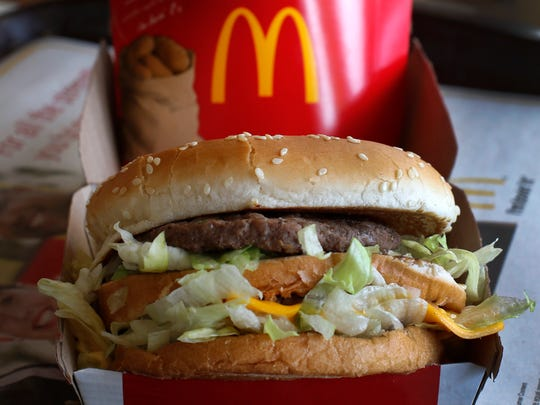 UberEATS has started McDonald's delivery in Indianapolis.