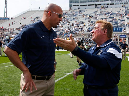 James Franklin, Terry Bowden