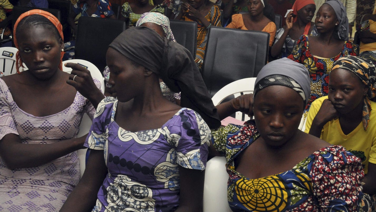 Nigeria confirms Chibok girl found after almost 4 years