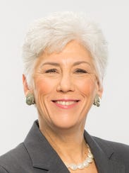Fran Weisberg, president and chief executive officer,