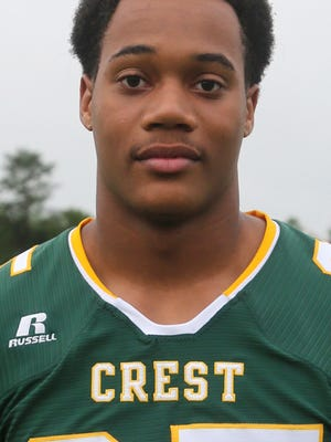 Justin Foster is a member of the Clemson football team's 2017 recruiting class.