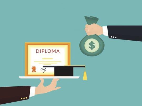 Student loans. (Photo: Thinkstock)