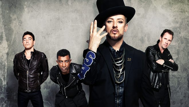 Boy George and the Culture Club are headed for Red Bank.