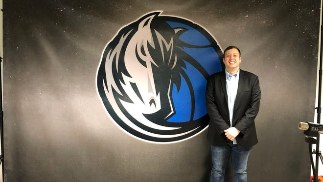 Wes-Del graduate Jonah Edwards is the coach of the Dallas Mavericks eSports team in the NBA 2K League.