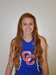 Kelsey Miskimins, Cape Coral cross country