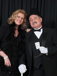 Maureen and Michael Pierotti were guests of the 2014