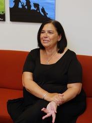 Sandra Vacchio, originally from Italy and now living