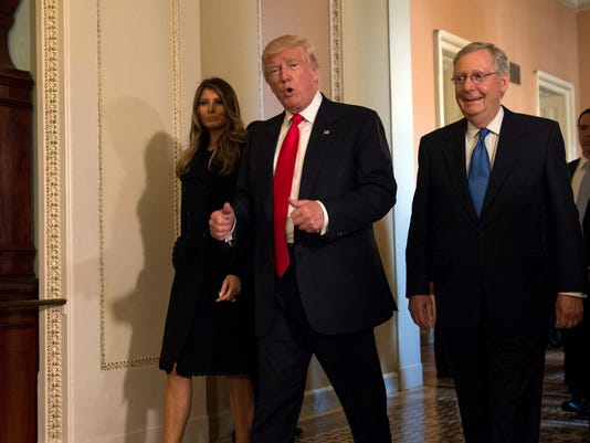AP TRUMP GOP LEADERS A USA DC