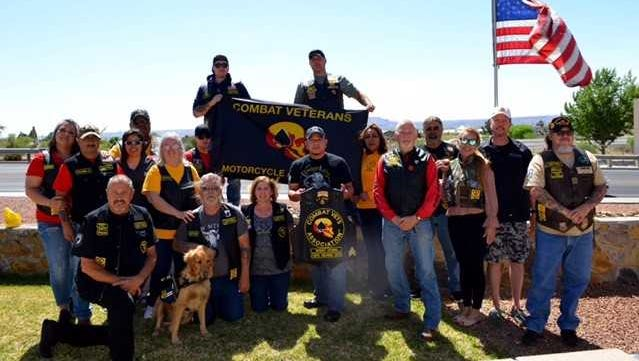Combat Veterans Motorcycle Association