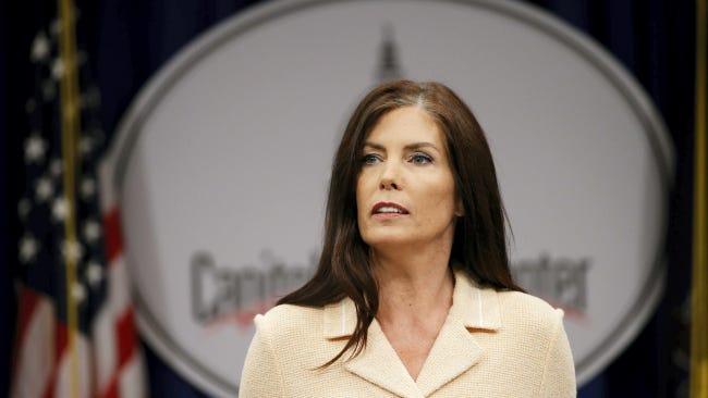 Pennsylvania Attorney General Kathleen Kane. (AP Photo/Matt Rourke)