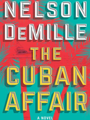 """""""The Cuban Affair"""" by Nelson DeMille."""