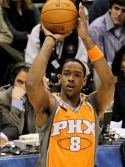 Channing Frye shined with the Suns.