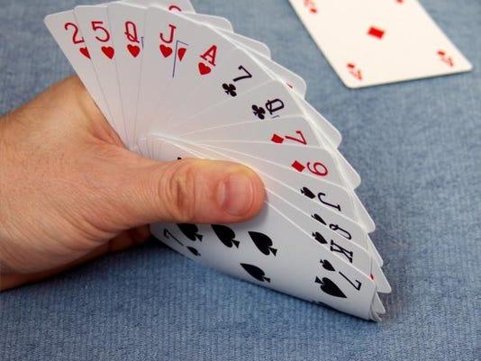 Bridge hand