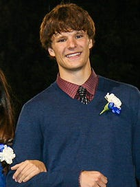 Warmbier was crowned Wyoming Homecoming King in 2012
