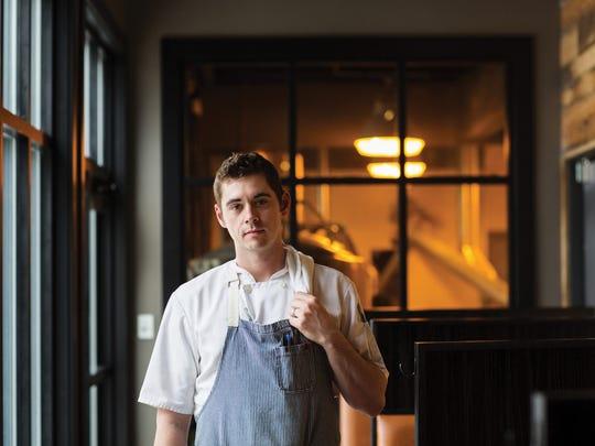 Benjamin Smart of Big Grove Brewery