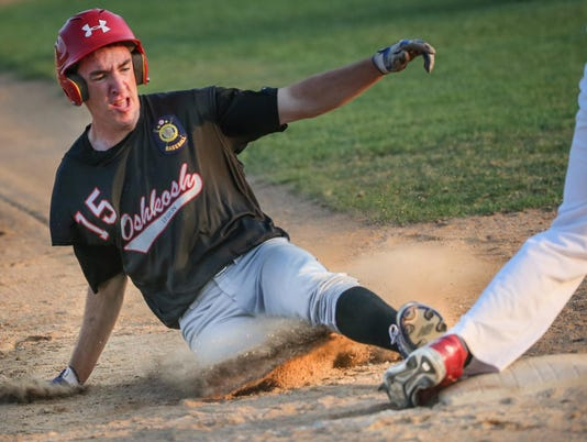 OSH Oshkosh Legion vs Neenah Baseball 07102015_JK_0003