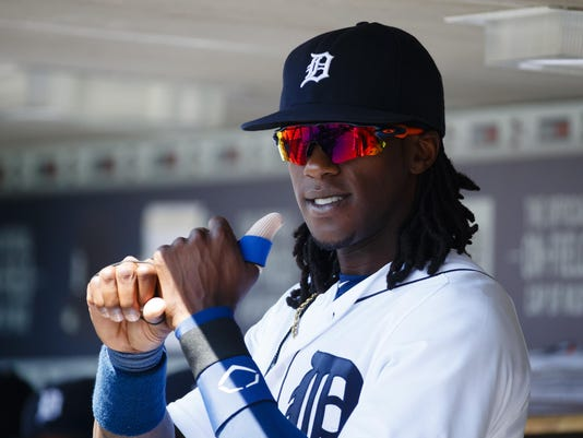MLB: New York Mets at Detroit Tigers