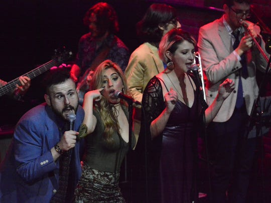 (NEWS)      01/12/17       ASbury Park, NJ Remember Jones perform at The House Of Independance on Thursday night as part of The Light Of Day Concert series in Asbury Park. Frank Galipo/Correspondent  Presto ID96330112-40