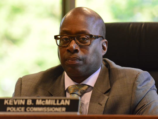 (NEWS)    Committeeman Kevin McMillan opposes the changes