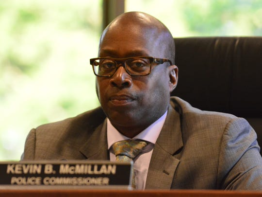 (NEWS)    Committeeman Kevin McMillan opposes the changes to the police department oversight.