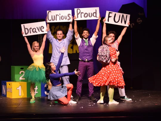 Performances for Schoolhouse Rock Live! Jr. will be