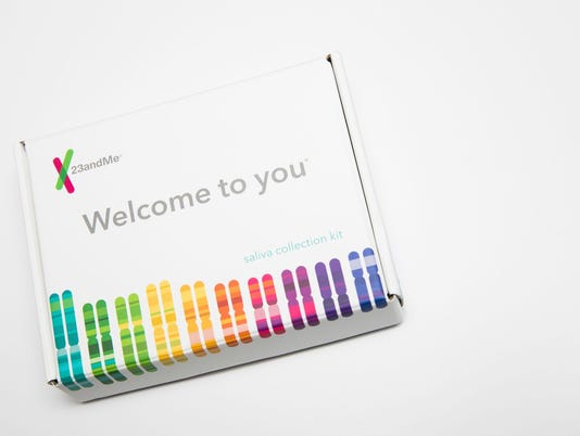 Genetic Test Kits Under The Tree The Perfect Gift Or A Very Very Bad Idea