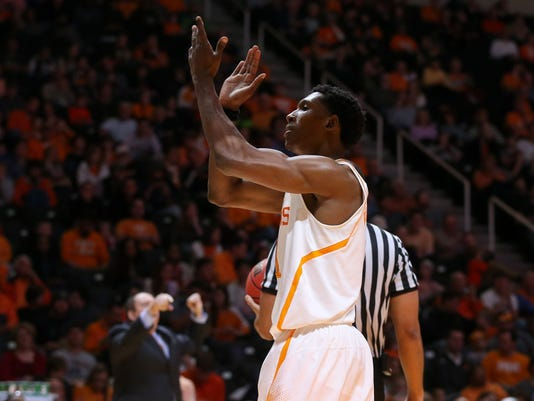 NCAA Basketball: Mercer at Tennessee