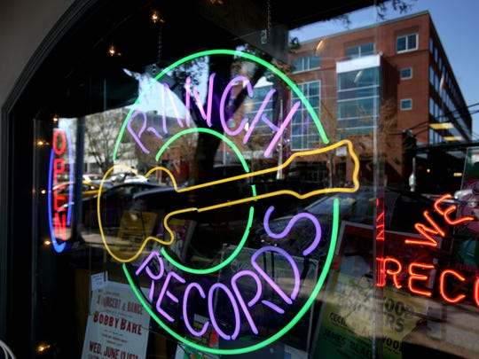 Ranch Records has been in business in Salem for more than 30 years. The store will be selling collector records released on April 18, during Records Store Day.