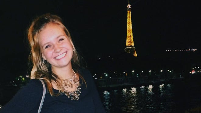 Emma Bennett is studying abroad in Paris this semester. She was at the France vs. Germany soccer match when suicide bombers detonated three separate bombs outside the stadium.