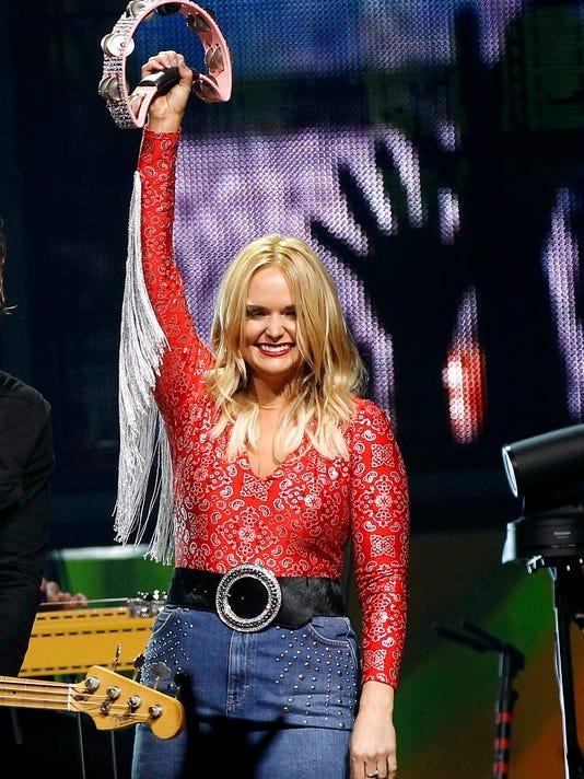 Miranda Lambert at Talking Stick Resort Arena