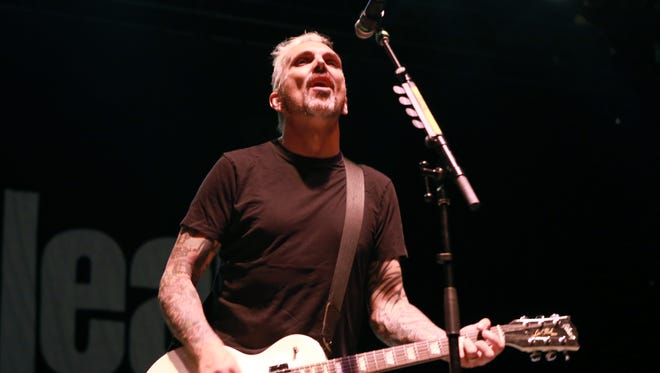 Art Alexakis with Everclear performs will perform at the Wakehouse this weekend.