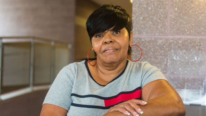 At the age of 61, Juanita Wadley will be graduating with an associate degree in social services at Cumberland County College's graduation on Thursday, May 17.
