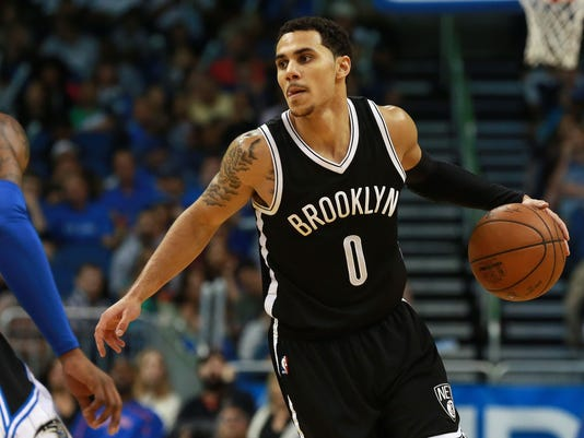 NBA: Brooklyn Nets at Orlando Magic