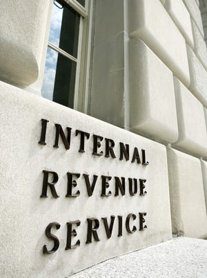 The Internal Revenue Service is warning about tax scams.