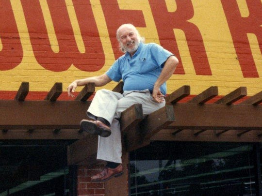 March 4, 2018: Russ Solomon, the founder of Tower Records,