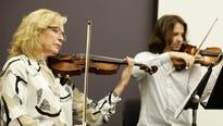 Acadiana Symphony, children's author entertain at Acadiana Roots