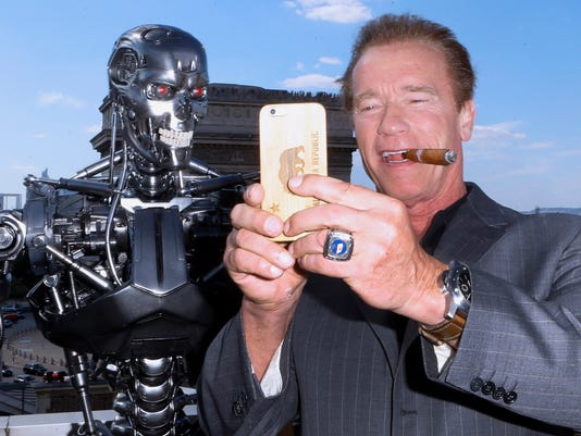 France Terminator:  Genisys