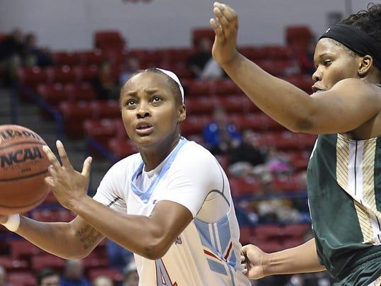 Lady Techsters Basketball vs UAB