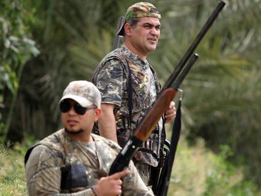 IRAQ-HUNTING-CLUB