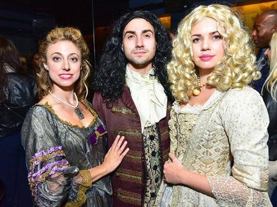 Ovation TV Celebrates October 1st Premiere of the Highly-Anticipated Drama, Versailles, with Cast Members, Co-Creator and Friends at a Louis XIV-Themed Party at Beautique