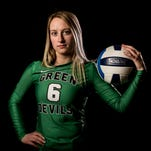 Volleyball Player of the Year: Alexia Mason shines for Brown City