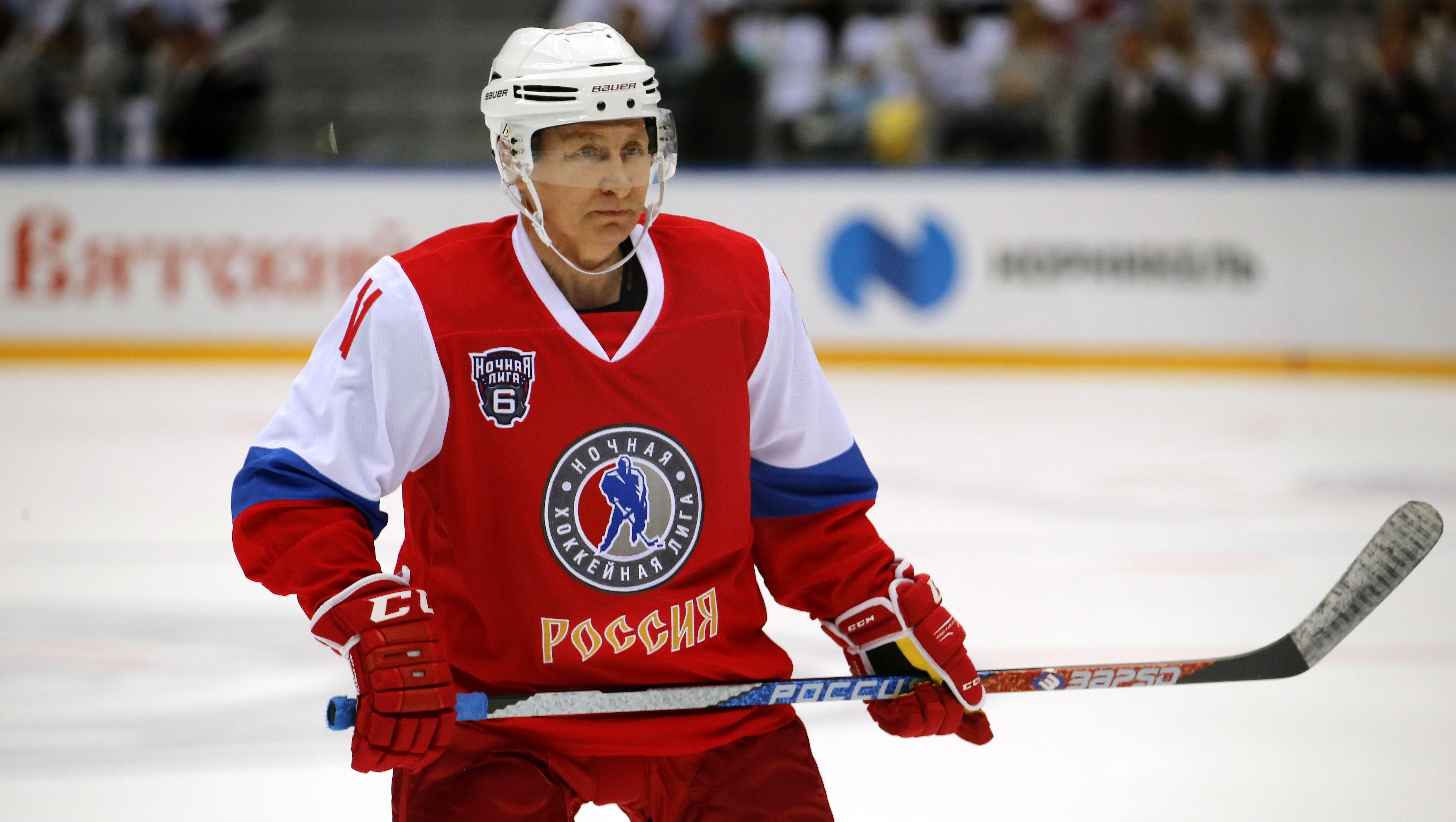 Vladimir Putin Keeps Scoring Goals