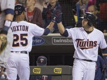 Dozier did not expect return to Twins