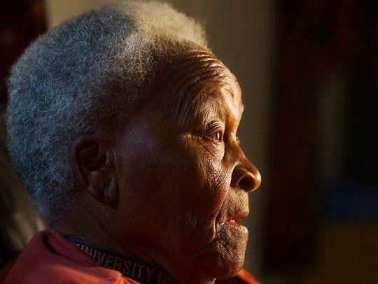 """They didn't tell us,"" says Dunbar resident Annie Freeman,"