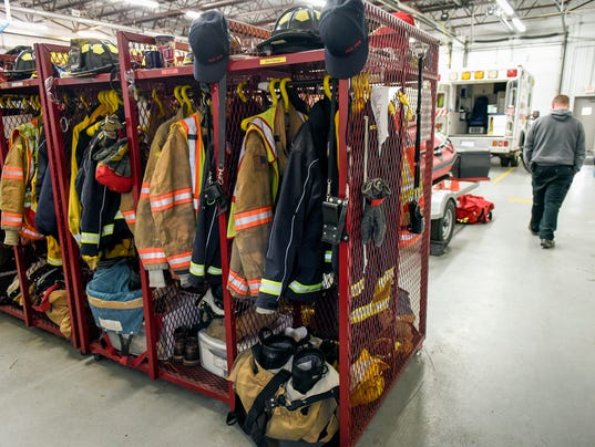 Rice Fire Department
