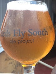 The Birds Fly South brewery in the Greer area will do European-style saison farmhouse ales. Look for them at the Community Tap beer Festival April 25.