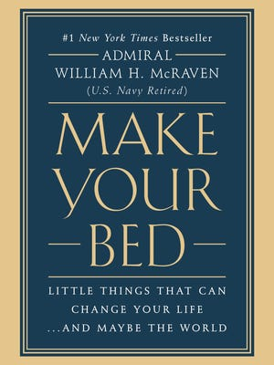 'Make Your Bed' by William H. McRaven