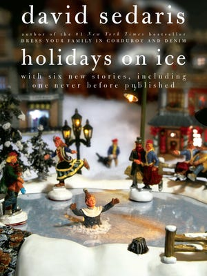 If this isn't a Christmas tradition of yours yet, it should be: Hearing a holiday story from David Sedaris. The bestselling author has performed several of his stories on the radio and on podcasts, and he's written a few in this book 'Holidays on Ice.'